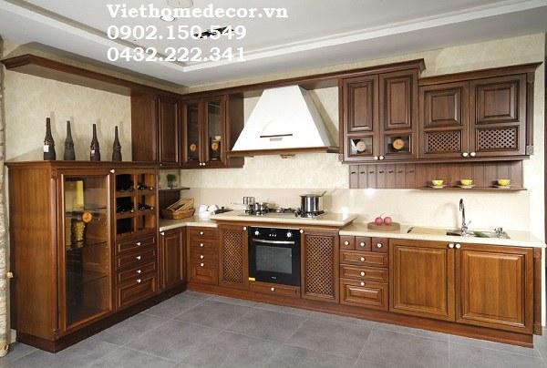 Tủ Bếp Gỗ Tự Nhi 234 N Nhiều Phong C 225 Ch Tu Bep Go Tu Nhien