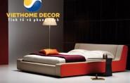 Giường đẹp cho nhà sành điệu