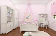 Gợi ý mẹ cách thiết kế và trang trí phòng ngủ cho bé