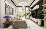 Thiết kế nội thất nhà phố tại Cao Bằng phong cách hiện đại