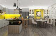 Thiết kế nội thất Cao Bằng phong cách hiện đại