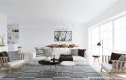 Thiết kế nội thất phong cách Scandinavian vì sao được ưa chuộng