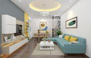Thiết kế nội thất chung cư Capital Garden – 102 Trường Chinh