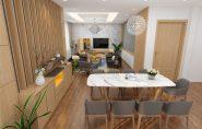 Thiết kế nội thất tại Quảng Ninh – không gian nhà phố sang trọng