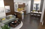Thiết kế và thi công nội thất chung cư Tràng An Complex