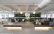 Thiết kế văn phòng đẹp hợp phong thuỷ