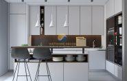 Thiết kế nội thất chung cư hiện đại, sang trọng