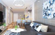 Thiết kế nội thất chung cư Park Hill – Time City