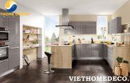 Bộ sưu tập 20 mẫu thiết kế tủ bếp đẹp cho biệt thự