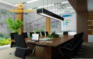 Thiết kế nội thất văn phòng hiện đại, chuyên nghiệp