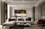 Thiết kế phòng khách đang được ưa chuộng cuối năm 2018