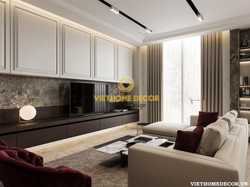 Thiết kế nội thất phòng khách cần lưu ý những điều gì?