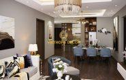 Thiết kế nội thất chung cư Tân Hoàng Minh tại Hoàng Cầu