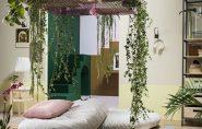 Thiết kế nội thất với không gian xanh