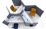 8 xu hướng thiết kế nội thất văn phòng năm 2018