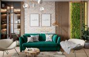 Hút mắt trước nội thất chung cư phong cách Scandinavia đơn giản mà tinh tế