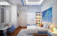 Điều cần lưu ý khi thiết kế nội thất phòng ngủ cho trẻ