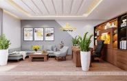 20 mẫu thiết kế nội thất phòng giám đốc đẹp – hiện đại cho giám đốc trẻ