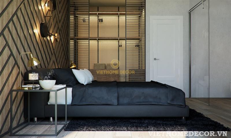 Thiết kế nội thất phòng ngủ có diện tích nhỏ