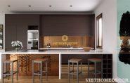 Xu hướng thiết kế phòng bếp đẹp như mơ thống trị 2019