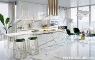 9 quy tắc thiết kế nội thất phòng bếp bạn phải thuộc lòng
