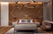 3 cách trang trí phòng ngủ không có cửa sổ mà vẫn sáng