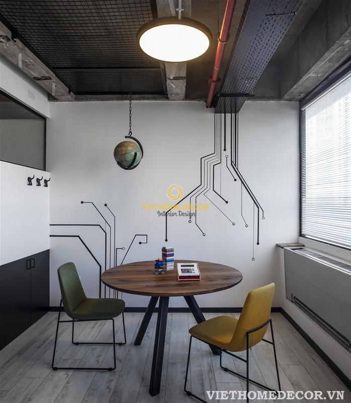 Công ty thiết kế nội thất uy tín cho quán cafe tại Hà Nội