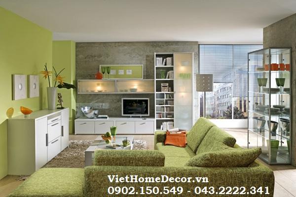 Kinh nghiệm thiết kế nội thất biệt thự sao cho phòng khách đẹp