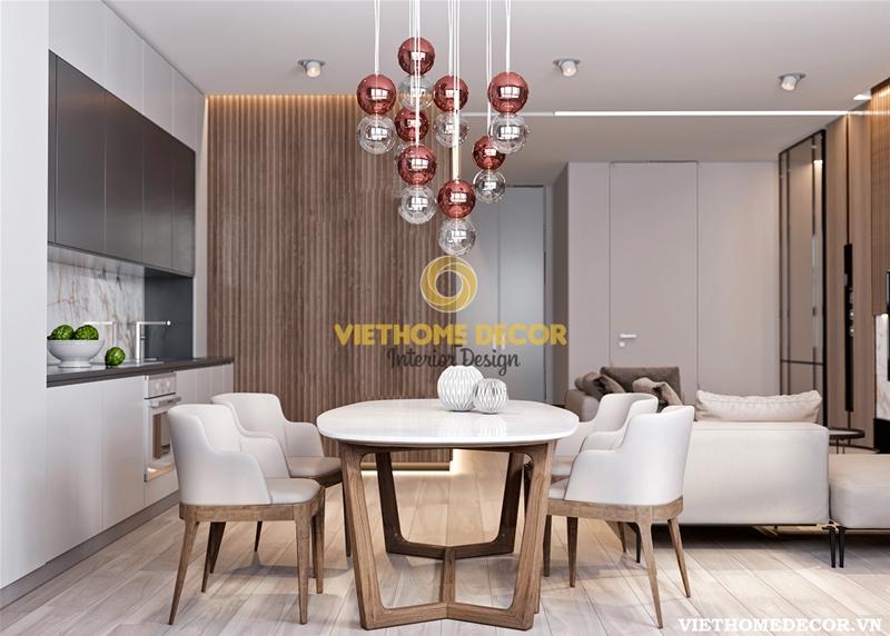 Thiết kế nội thất nhà phố hấp dẫn ai cũng mong muốn