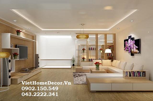 Tự thiết kế nội thất phòng khách cần phải làm 4 điều