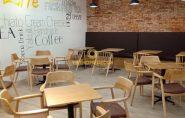 Thiết kế nội thất quán cafe phong cách trẻ