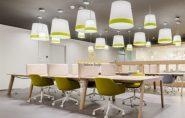 Thiết kế nội thất văn phòng đẹp – không gian làm việc chung Coworking Space