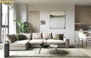Thiết kế nội thất chung cư Vinhome Skylake theo phong cách hiện đại