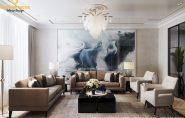 Thiết kế nội thất Vinhome Central Park hiện đại và sang trọng