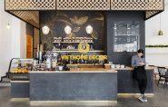 Dấu ấn Á Đông với thiết kế quán Cafe – Thiên đường của dân văn phòng