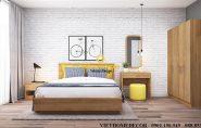 Combo phòng ngủ giá rẻ chỉ từ 12,5 triệu đồng
