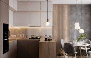 Thiết kế thi công nội thất chung cư Golden Palace